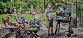 Barbecue Pellet