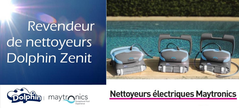 Nettoyeur lectrique robot piscine pertuis cadenet for Nettoyeur electrique piscine