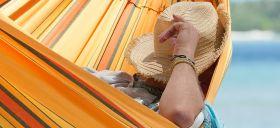 Fauteuil relax, hamac et chilienne